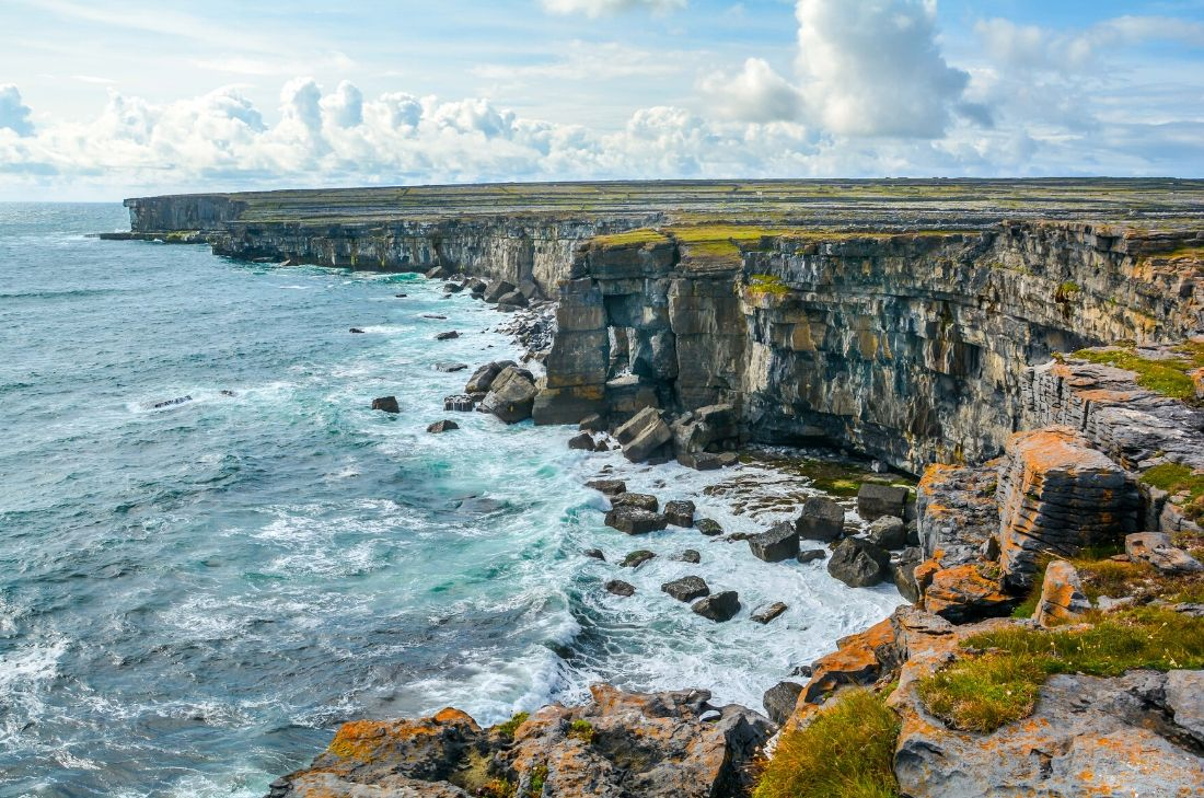 Galway, Connemara and The Aran Islands